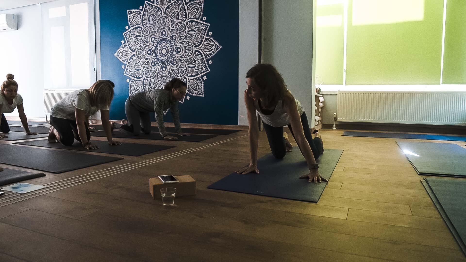 yoga dersi, ankara, stüdyo venüs sirius