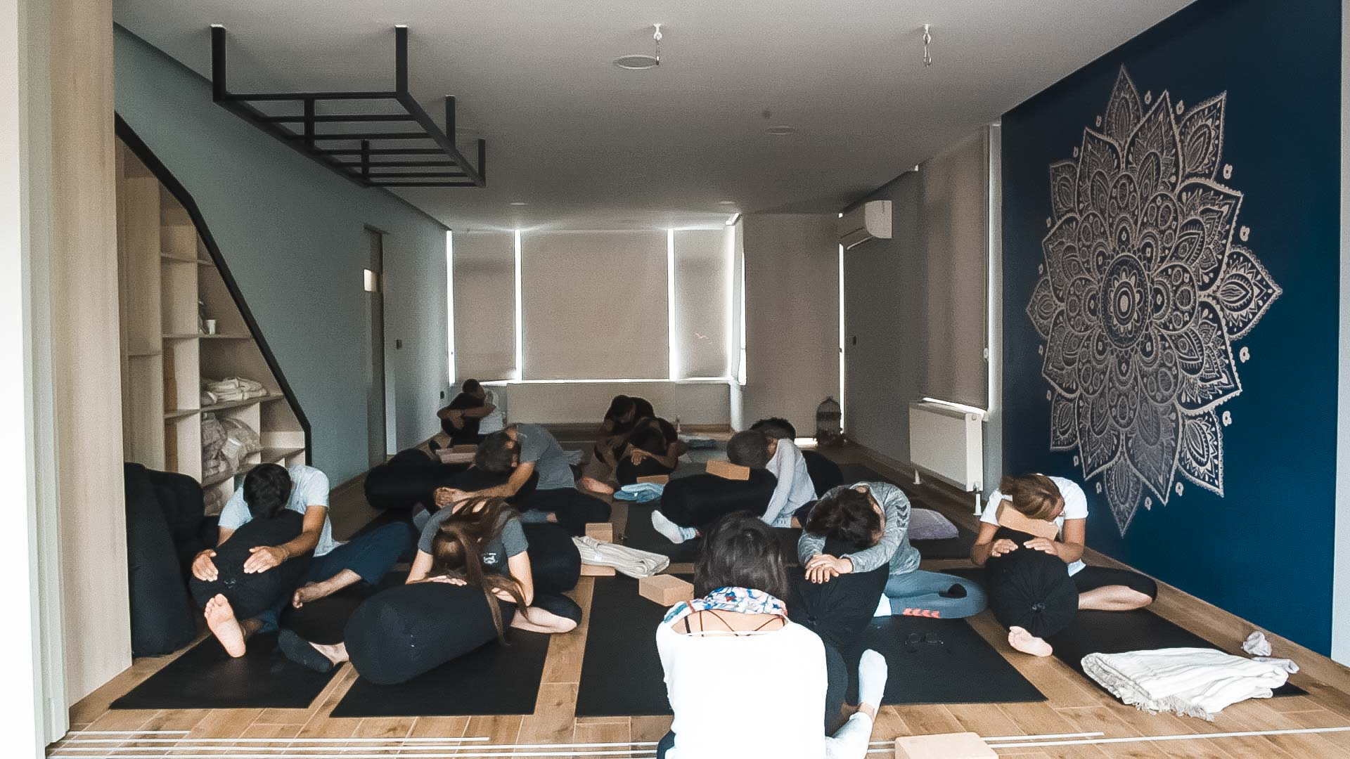 yoga dersi ankara