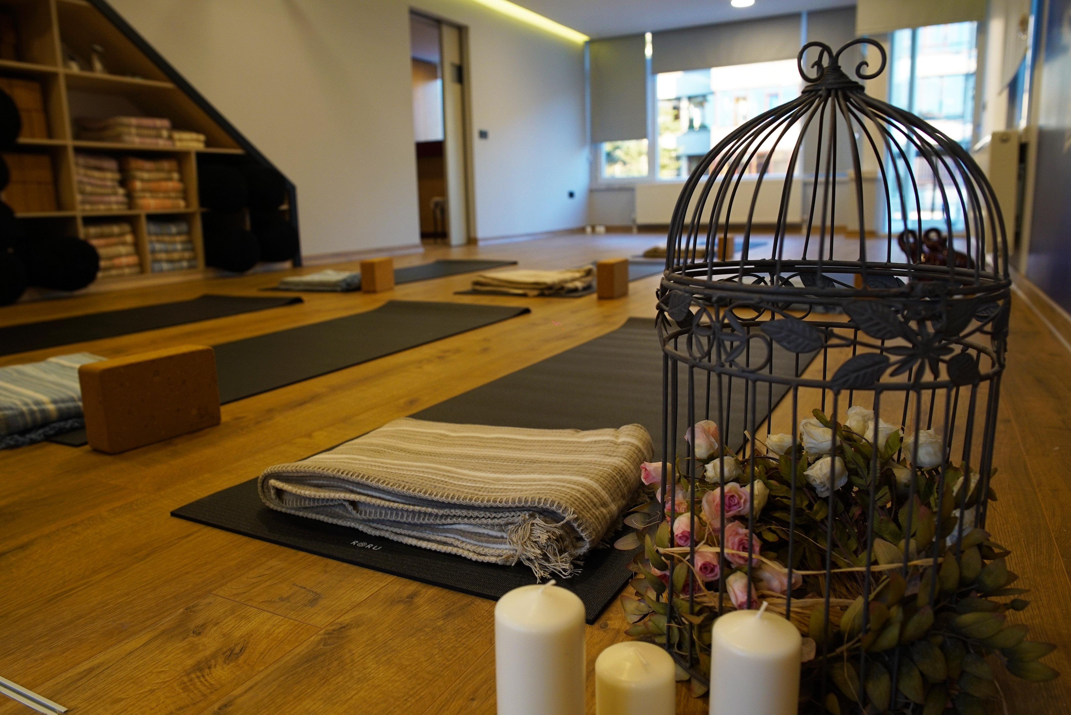 yoga stüdyosu