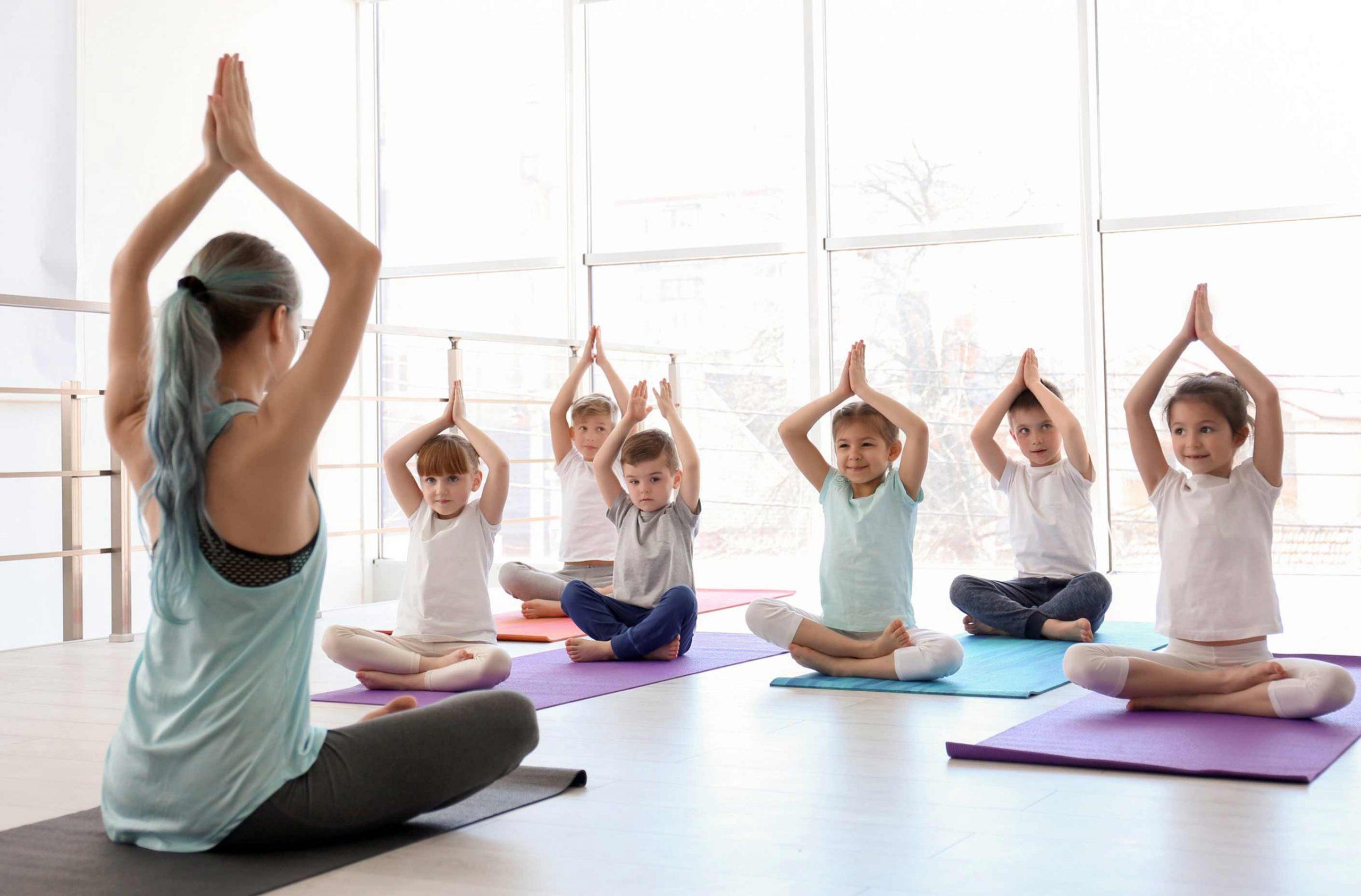 Ankara Studio Venüs Sirius'daki Çocuk Yogası Dersleri ile Çocuklarınızın Gelişimine Katkı Sağlayabilirsiniz.