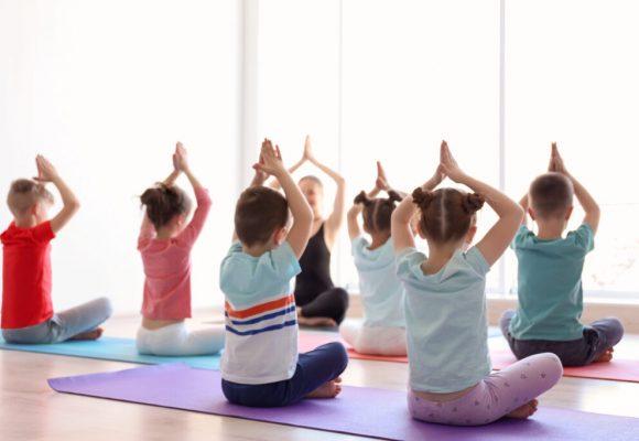 Çocuk Yogası Nedir ve Nasıl Yapılır?