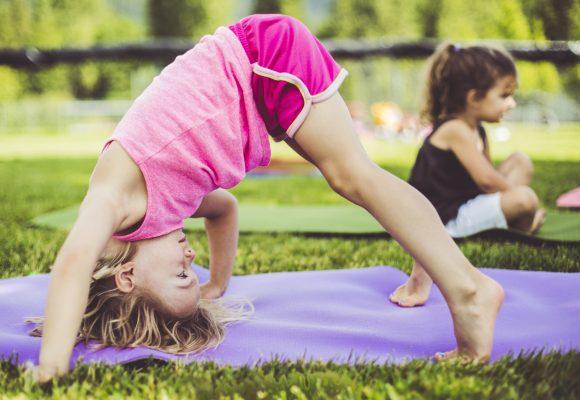 Çocuk Yogası ve Yoganın Çocuk Gelişimine Katkısı